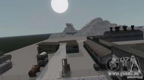 ICE IV für GTA 4 Sekunden Bildschirm