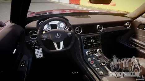 Mercedes-Benz SLS AMG 2010 [EPM] pour GTA 4 Vue arrière
