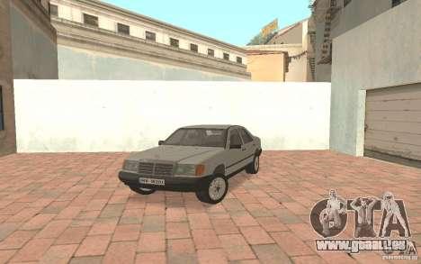 Mercedes-Benz E200 W124 für GTA San Andreas