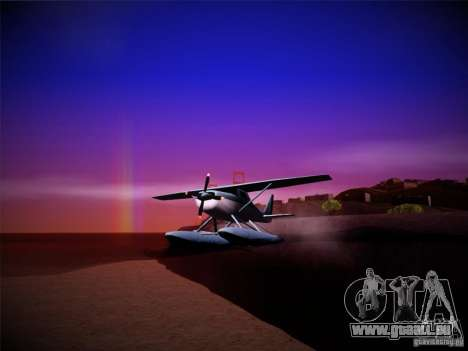 Realistic Graphics 2012 pour GTA San Andreas sixième écran