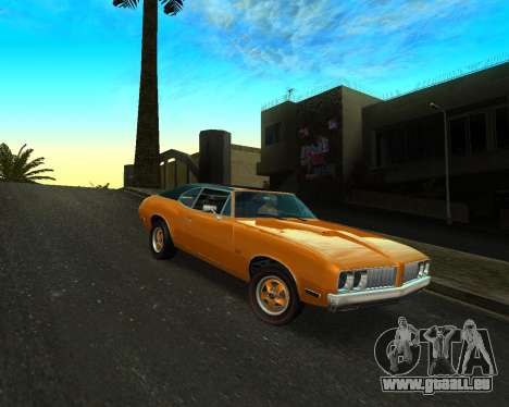 EON Stallion GT-A für GTA San Andreas linke Ansicht