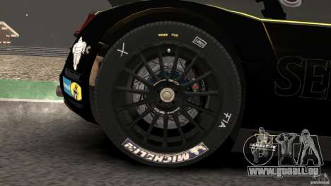 Audi R8 LMS pour GTA 4 est un côté