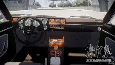 Nissan Skyline GC10 2000 GT v1.1 pour GTA 4 est un droit