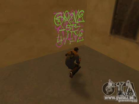 Bombing Mod by Empty v3.0 pour GTA San Andreas deuxième écran