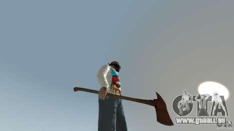 Accetta da pompiere für GTA 4 Sekunden Bildschirm