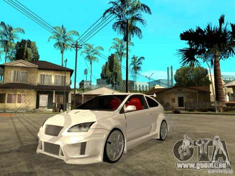 Ford Focus Tuned pour GTA San Andreas