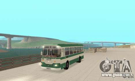 LIAZ 677 v.1.1 pour GTA San Andreas