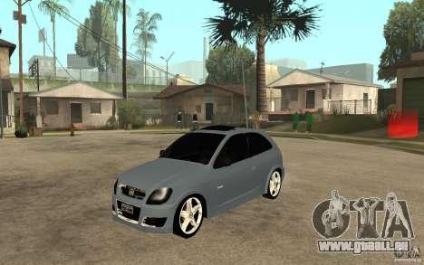 Chevrolet Celta VHC 2011 für GTA San Andreas