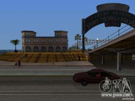 Neue Strand Textur v2. 0 für GTA San Andreas her Screenshot