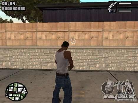 HUD by Neo40131 für GTA San Andreas