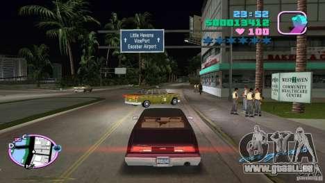 Idaho HD pour une vue GTA Vice City de la droite