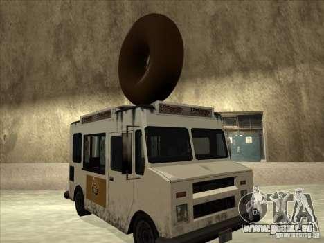 Donut Van für GTA San Andreas