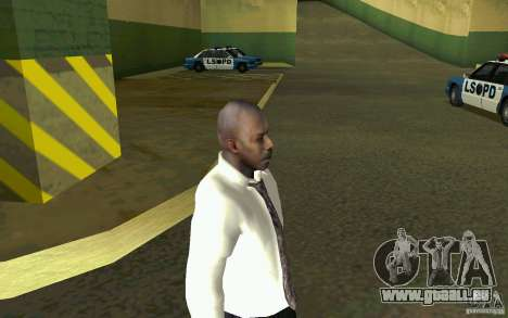 Zivile HD für GTA San Andreas her Screenshot