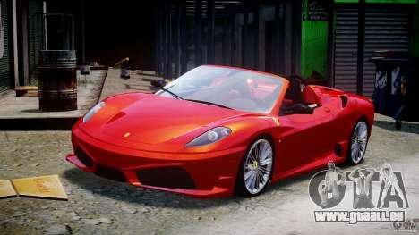 Ferrari F430 Scuderia Spider für GTA 4
