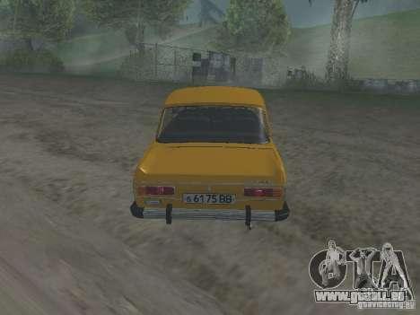 AZLK 2140 1981 pour GTA San Andreas vue de droite