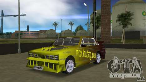 Anadol GtaTurk Drift Car für GTA Vice City