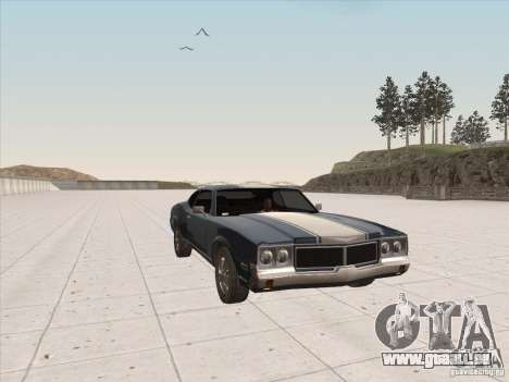Sabre HD pour GTA San Andreas