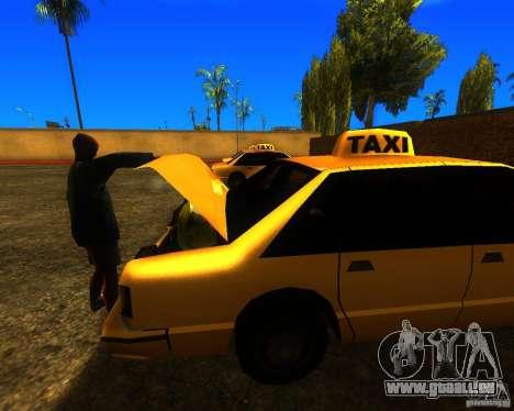 Une gare animée à Los Santos pour GTA San Andreas cinquième écran