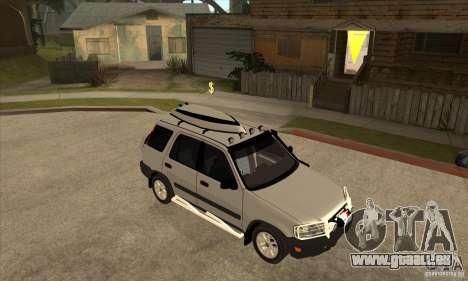 Honda CRV 1997 für GTA San Andreas Rückansicht
