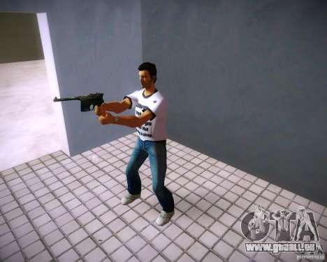Mauser C96 pour GTA Vice City