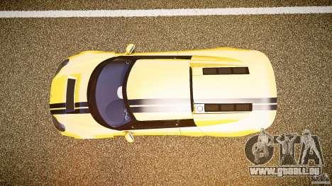 Rossion Q1 2010 v1.0 pour GTA 4 Vue arrière