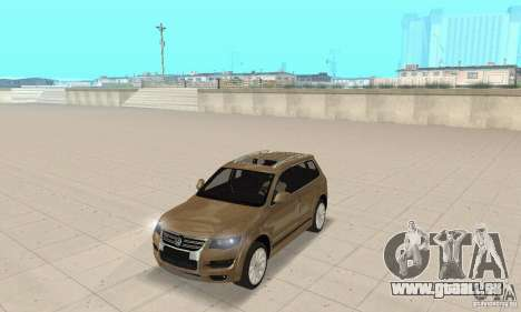 Volkswagen Touareg 2008 für GTA San Andreas
