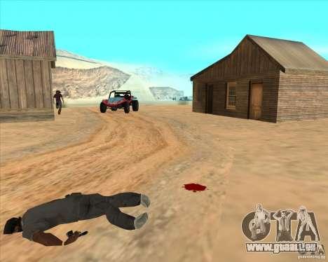 Cowboy Duell für GTA San Andreas fünften Screenshot