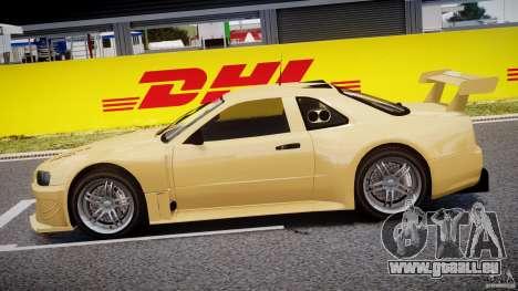 Nissan Skyline R34 v1.0 für GTA 4 linke Ansicht