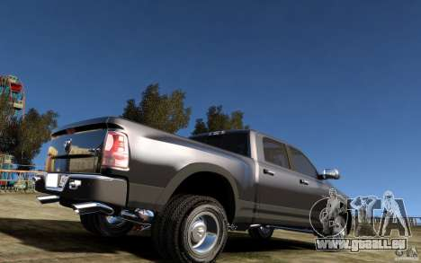 Dodge Ram 3500 Stock Final für GTA 4 rechte Ansicht
