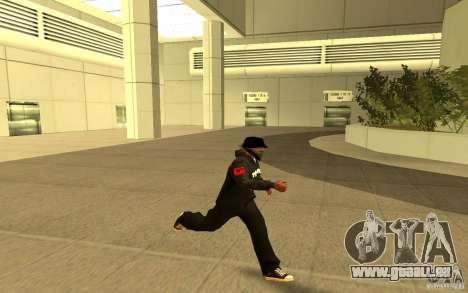 Veste-Point (G) pour GTA San Andreas cinquième écran