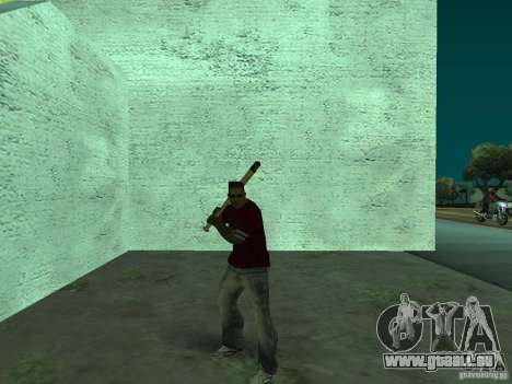 Bit HD pour GTA San Andreas troisième écran