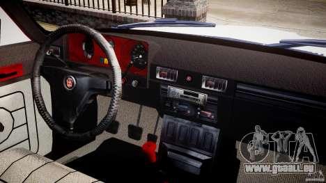Volga gaz-2410 1989 v2.1 pour GTA 4 est un droit