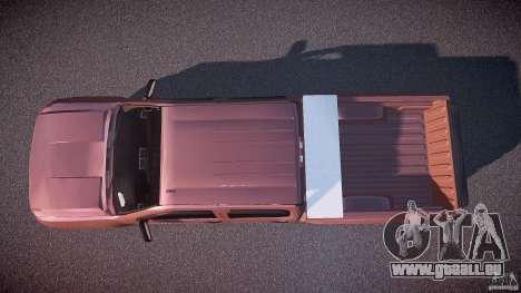 Chevrolet Silverado 1500 v1.3 2008 pour GTA 4 est un droit