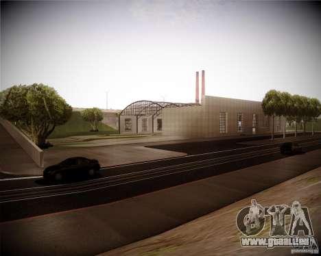 Une collection de mods graphiques pour GTA San Andreas deuxième écran