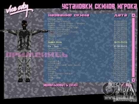 Pack von Skins für Tommy für GTA Vice City elften Screenshot