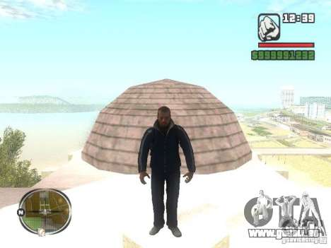 Viktor Zakhaev de COD MW 1 pour GTA San Andreas