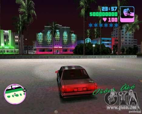 ENB Series for GTA ViceCity v2 GTA Vice City pour la troisième écran