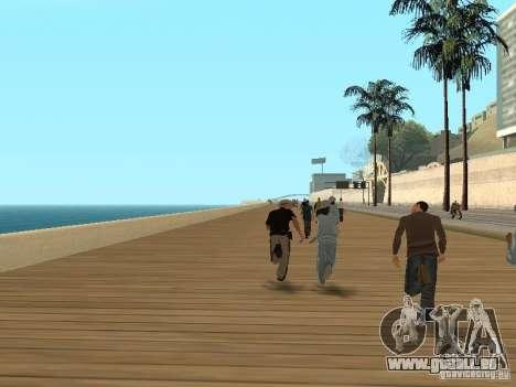 Flics lâches pour GTA San Andreas