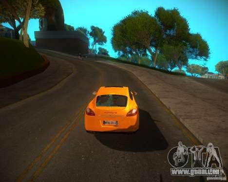 ENBSeries Realistic pour GTA San Andreas troisième écran