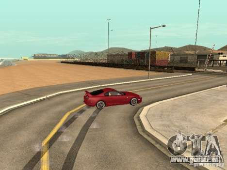 Toyota Supra für GTA San Andreas