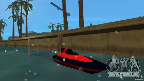 San Andreas Coast Guard pour GTA Vice City