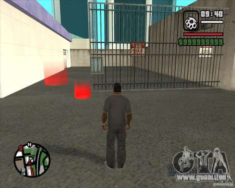Mega-Nitro pour GTA San Andreas