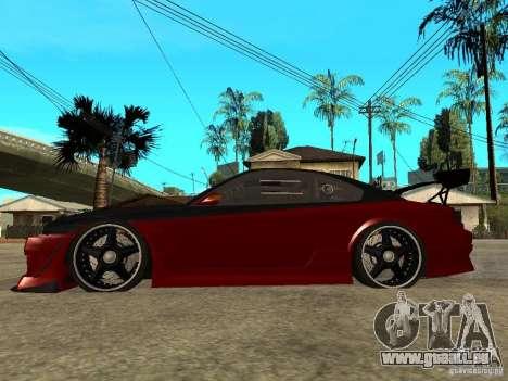 Nissan Silvia S-15 pour GTA San Andreas laissé vue