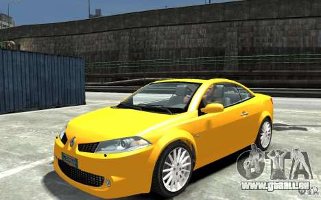 Renault Megane CC Kit RS für GTA 4