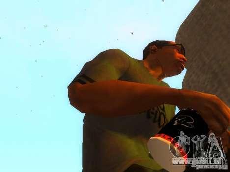 Bombing Mod by Empty v3.0 pour GTA San Andreas sixième écran