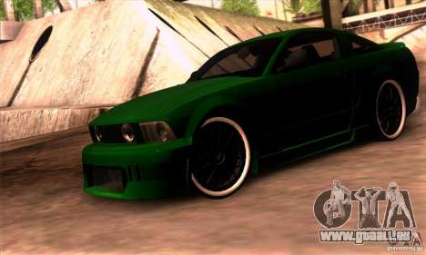 Ford Mustang GT 2005 für GTA San Andreas