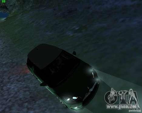 Citroen DS3 2011 für GTA San Andreas zurück linke Ansicht