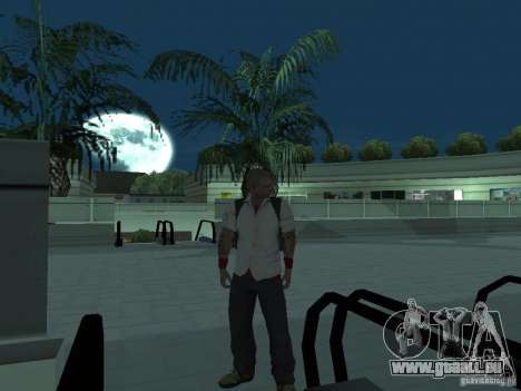 Skins Collection für GTA San Andreas dritten Screenshot