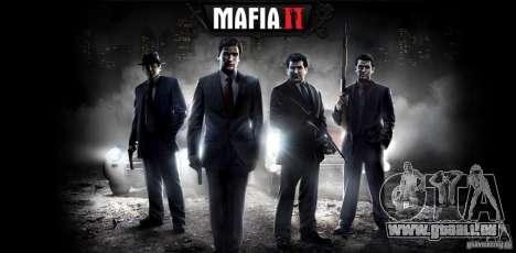 Images de démarrage dans le style d'une Mafia II pour GTA San Andreas sixième écran