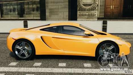 McLaren MP4-12C v1.0 [EPM] für GTA 4 linke Ansicht